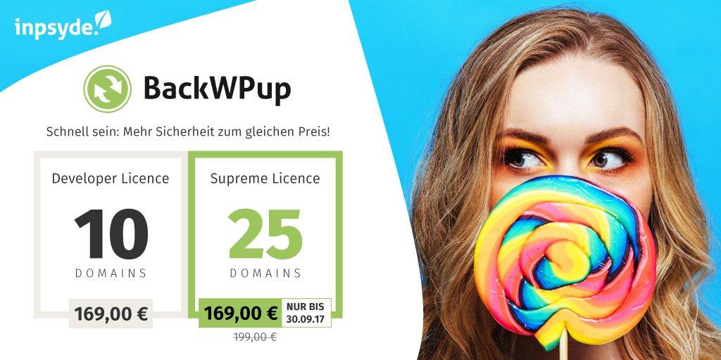 Supreme Licence Sale