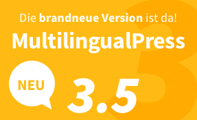 MultilingualPress 3.5