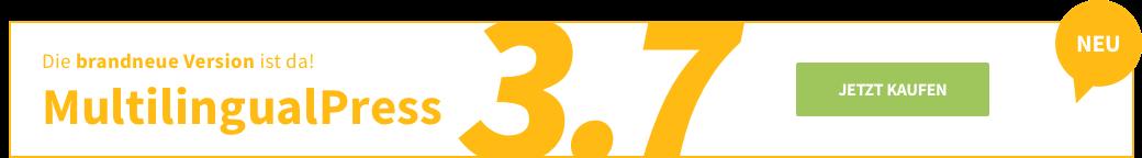 MultilingualPress 3.7